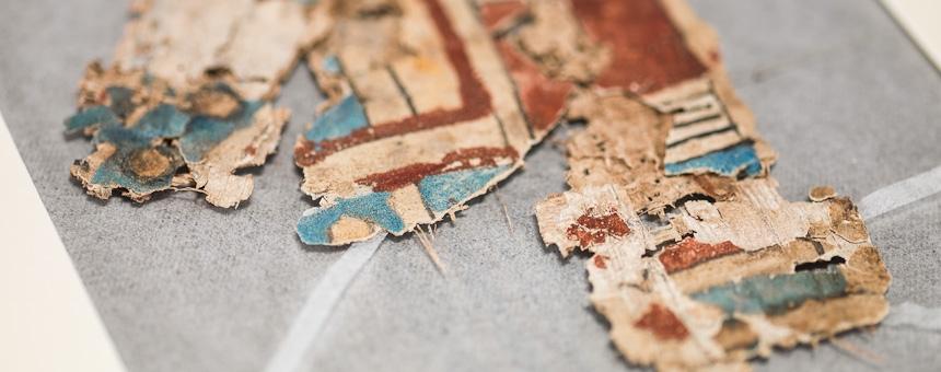 Papyrus Restaurierung