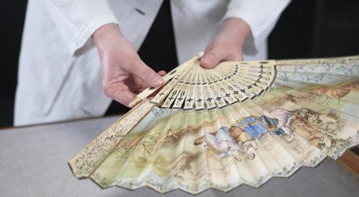 Isabella Koranda akademische Restauratorin und Konservatorin