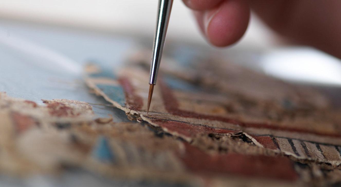Pergament restaurieren und konservieren